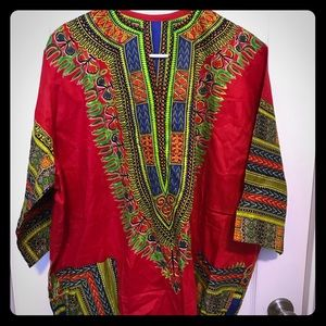 Tops - Dashikis ( Made in Africa)